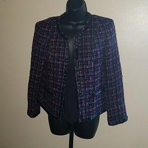 Oscar by Oscar De La Renta tweed jacket